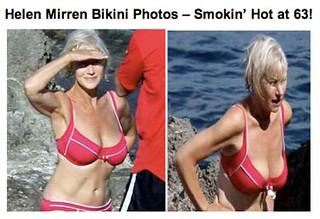 Helen Miren Hot photo 9