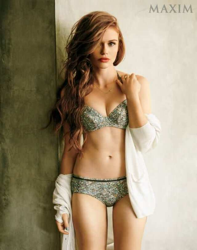 Holland Roden Nudes photo 14