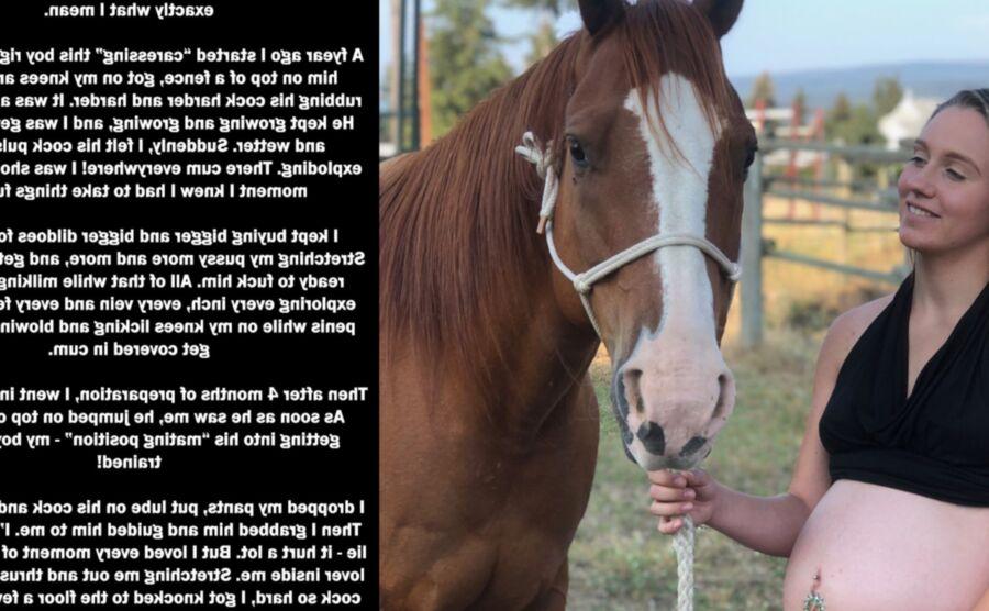 Horse Porn Captions photo 21