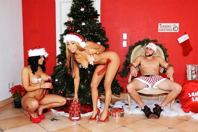 Hot Christmas Porn photo 28