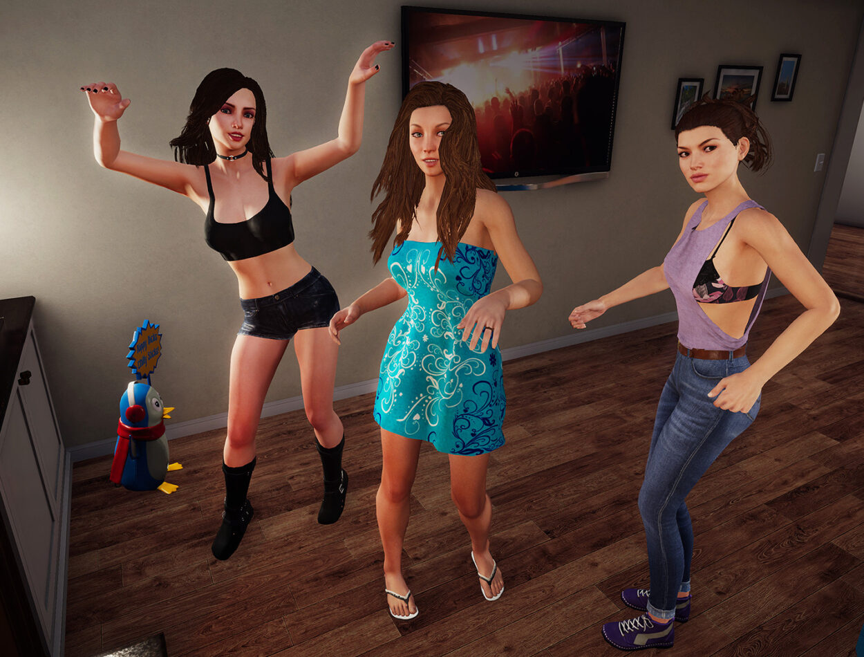 House Party Game Uncut photo 4
