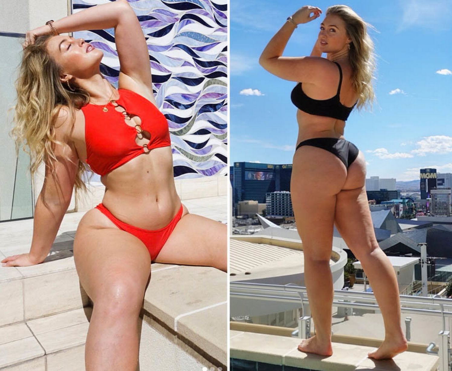 Iskra Lawrence Sexy photo 21