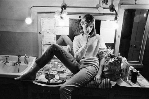 Jane Birkin Hot photo 8
