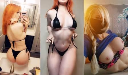 Jennalynnmeowri Patreon Nude photo 15