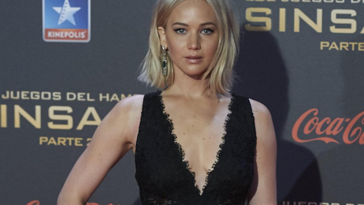 Jennifer Lawrence Passengers Sex photo 28