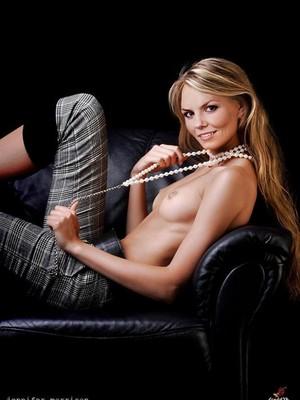 Jennifer Morrison Nude Pics photo 19
