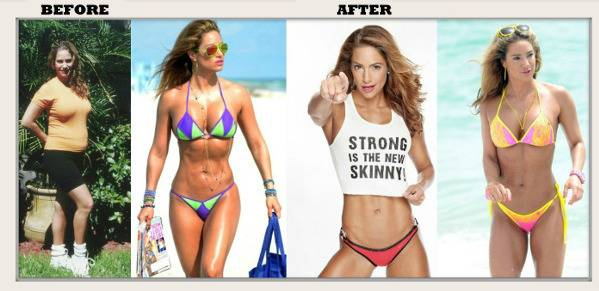 Jennifer Nicole Lee Before And After photo 4