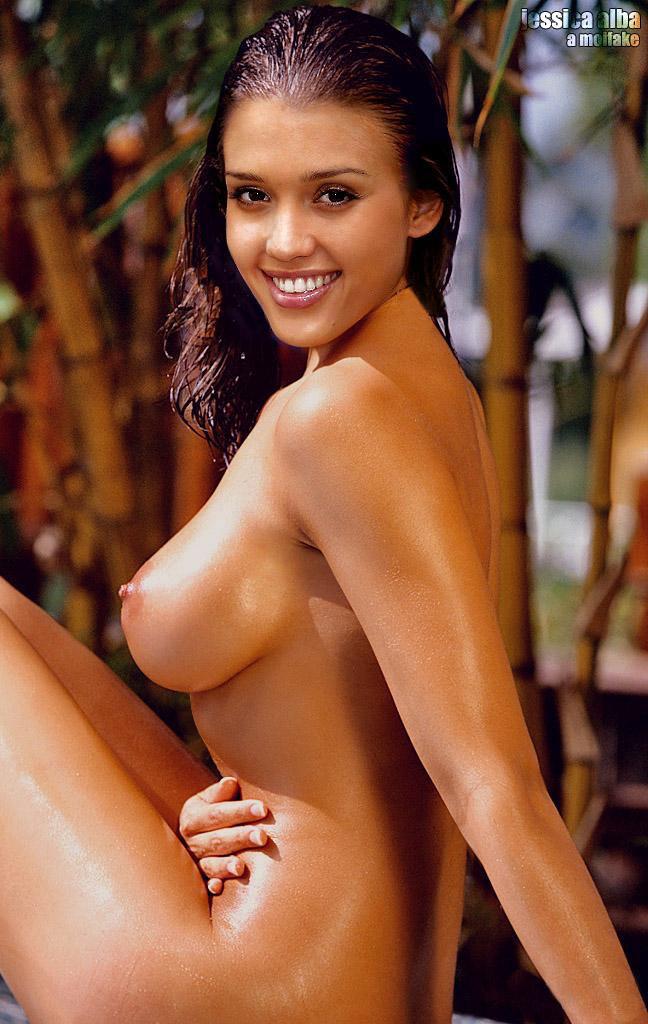 Jessica Alba Porn Pictures photo 10