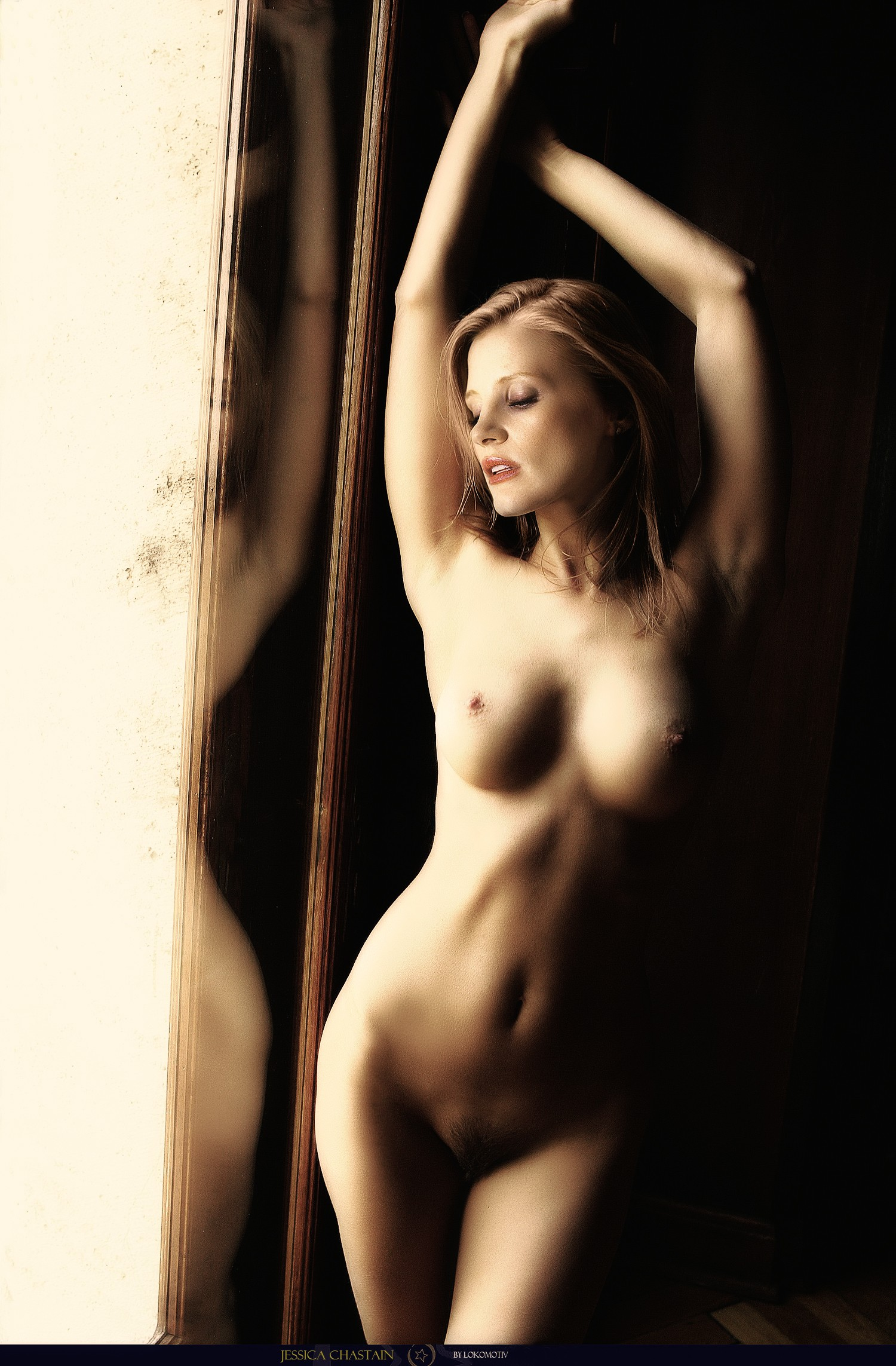 Jessica Chastain Nude Images photo 10