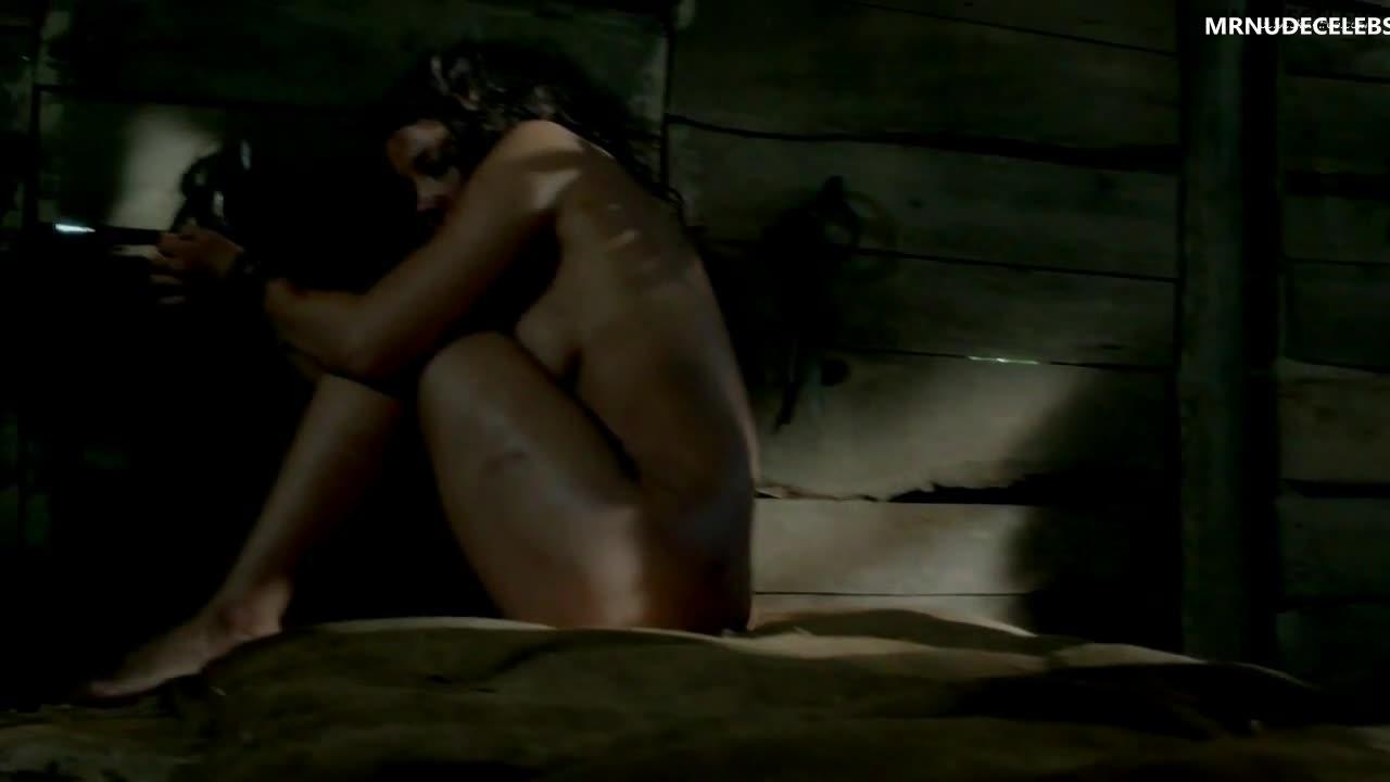 Jessica Parker Kennedy Black Sails Naked photo 14