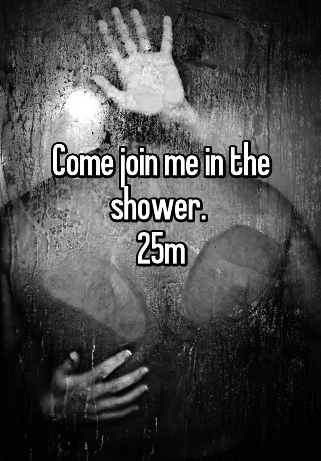 Join Me In The Shower photo 21