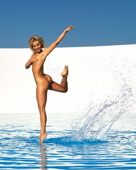 Julianne Hough Topless Instagram photo 2