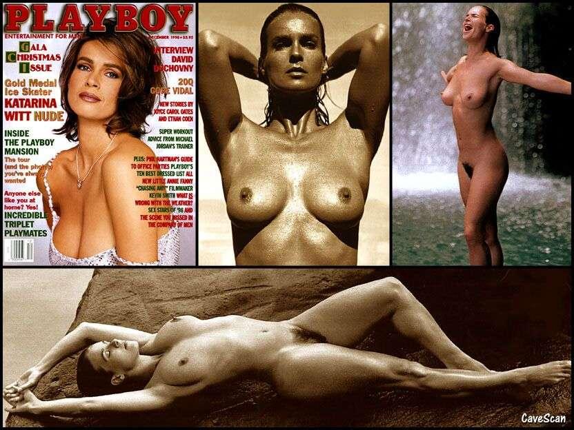 Katarina Witt Playboy Spread photo 7