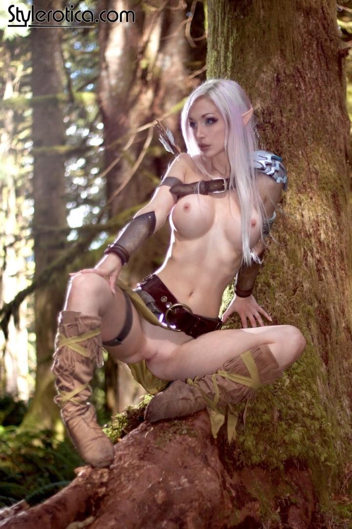 Kato Cosplay Nude photo 19