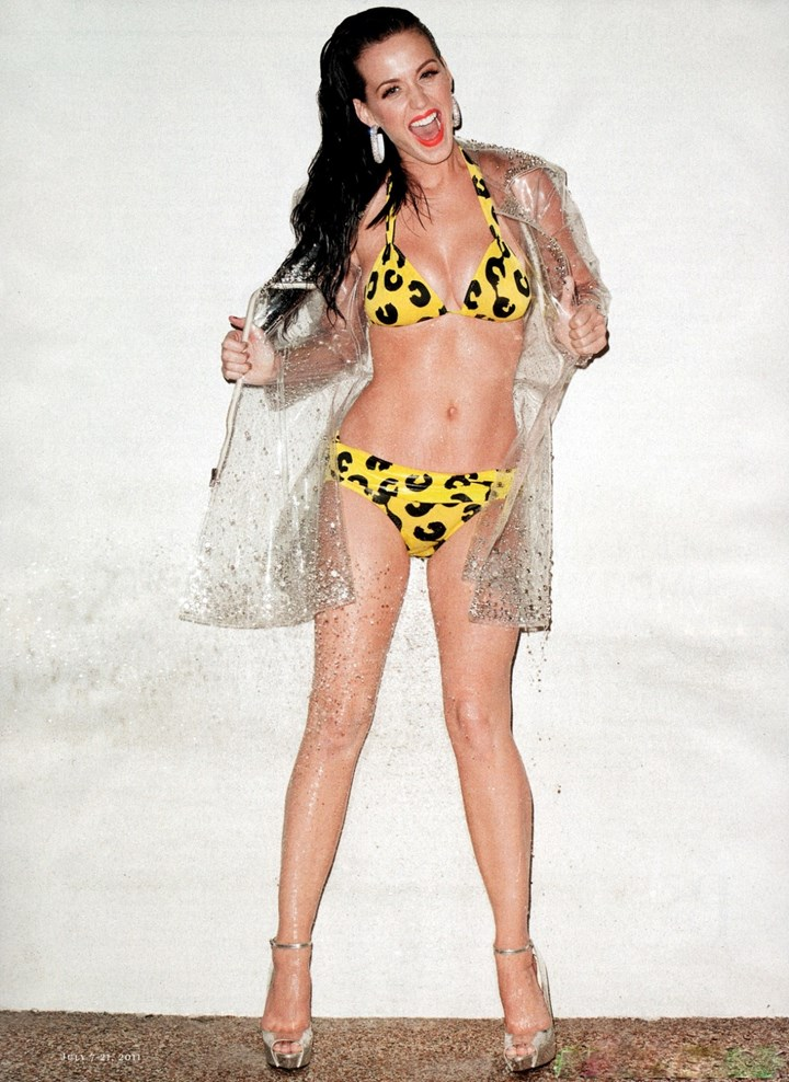 Katy Perry Maked photo 6