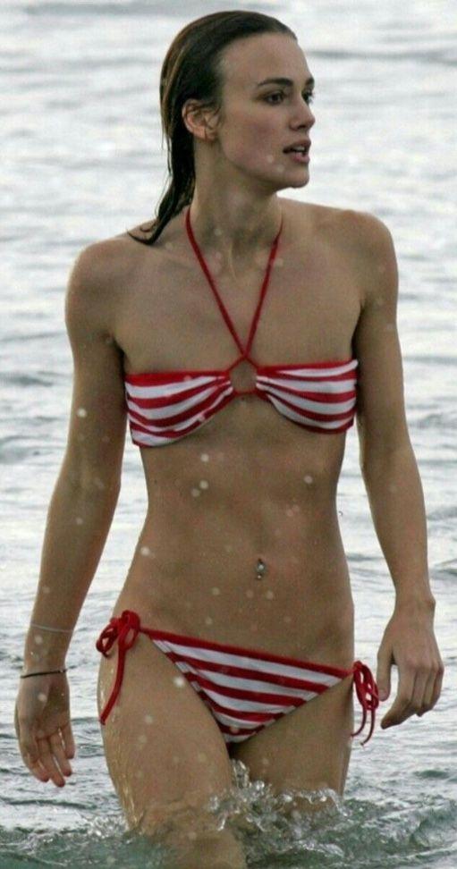 Keira Knightley Bikini Pics photo 22