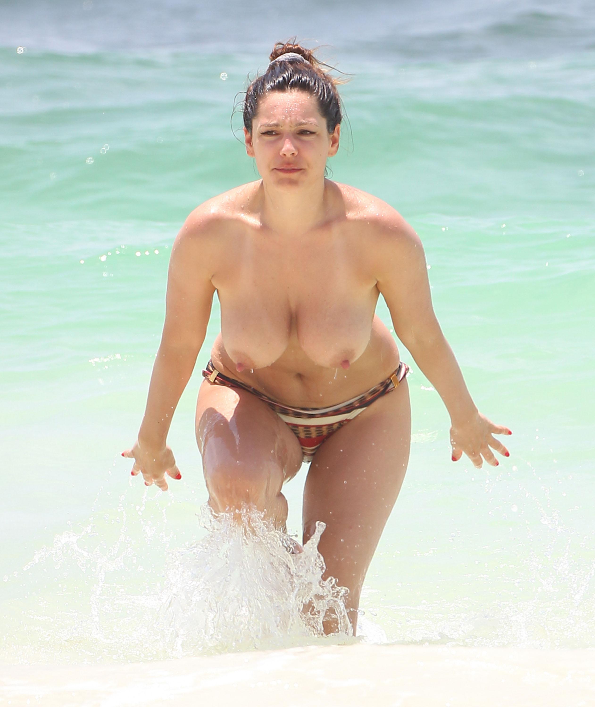Kelly Brooks Topless photo 8