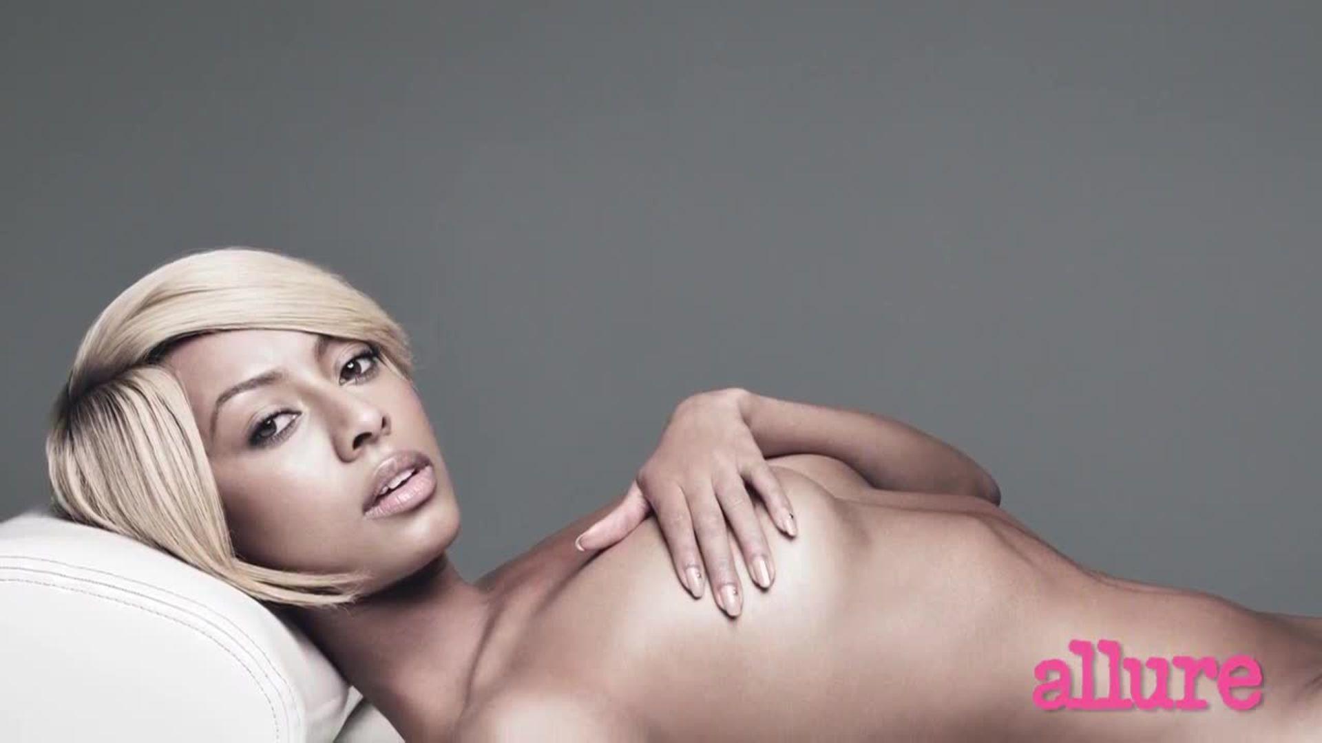 Keri Hilson Topless photo 16