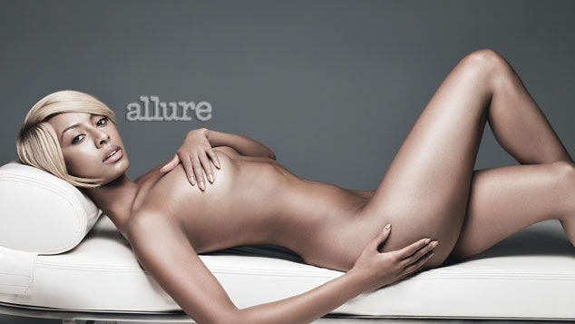 Keri Hilson Topless photo 24