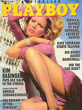 Kim Basinger Playboy Magazine photo 12