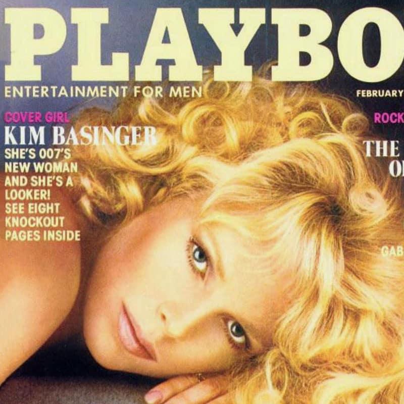 Kim Basinger Playboy Magazine photo 7