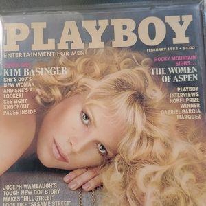 Kim Basinger Playboy Magazine photo 11