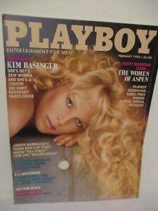 Kim Basinger Playboy Magazine photo 25