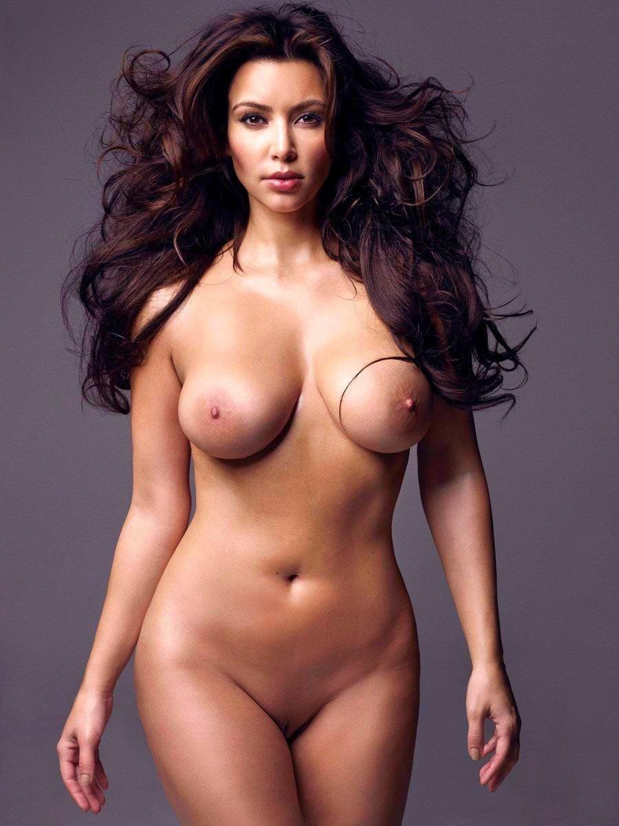 Kim Kardasian Naked Pics photo 21