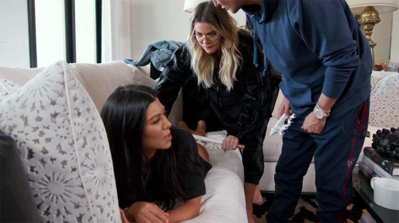 Kourtney Kardashian Bare Ass photo 21