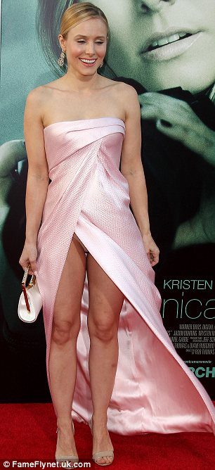Kristen Bell Oops photo 5