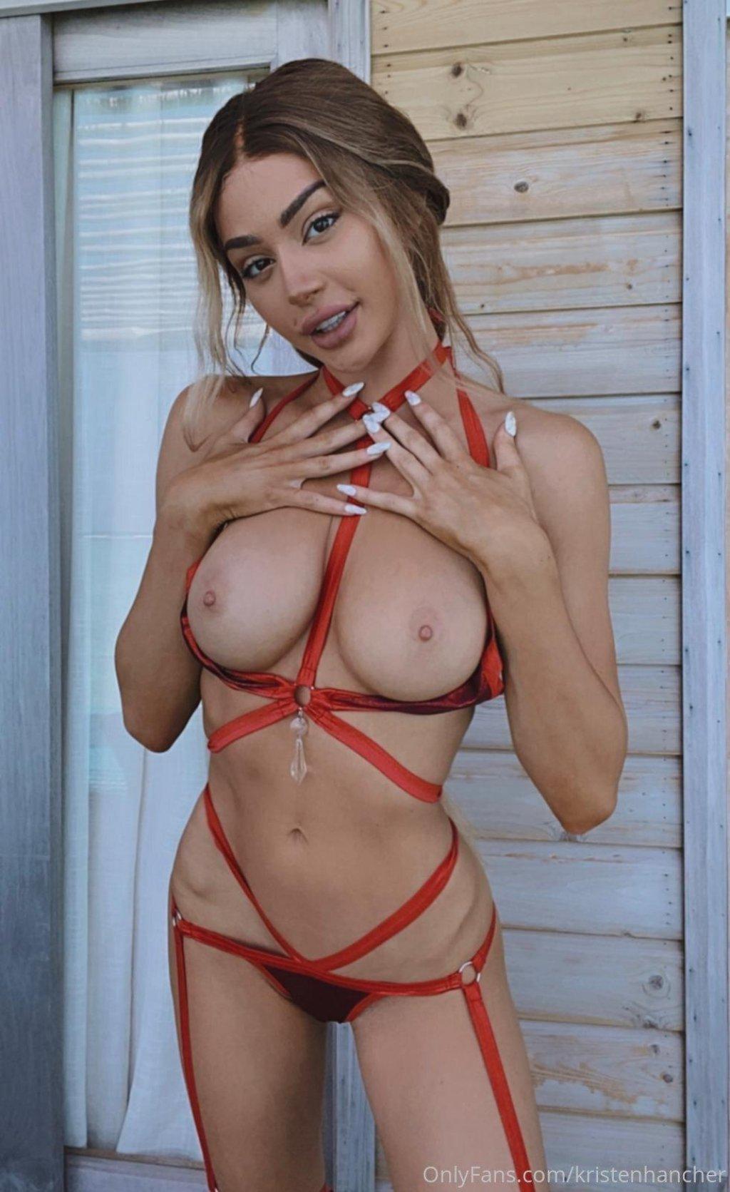 Kristen Hancher Naked photo 3