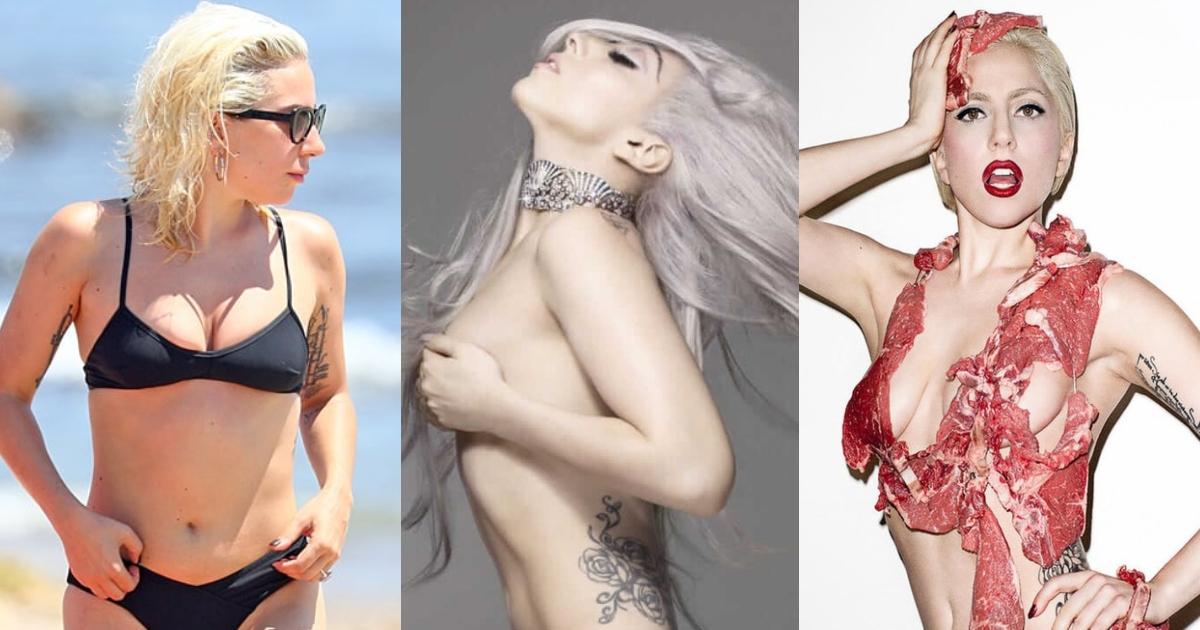 Lady Gaga Sexy Video photo 17