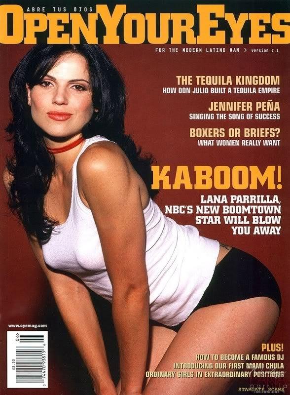 Lana Parrilla Nude Pictures photo 1