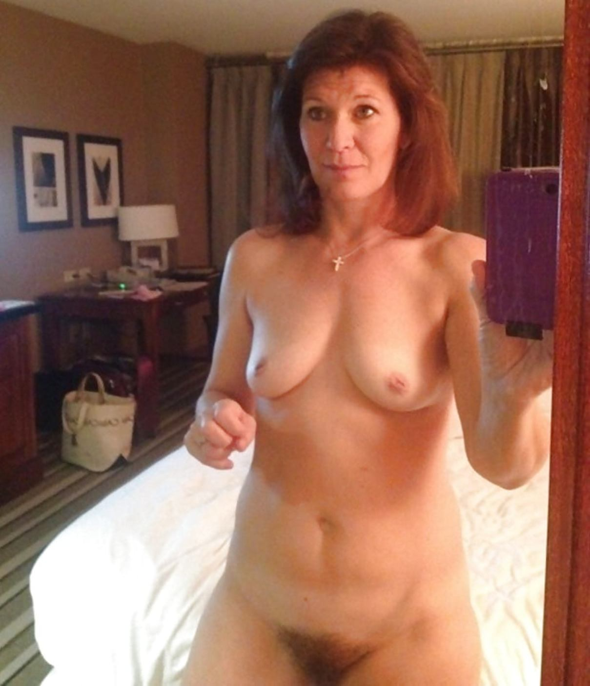 Mature Selfie Tits photo 25