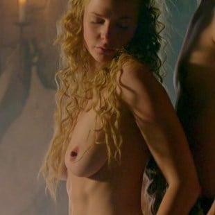 Naked Rebecca Ferguson photo 9