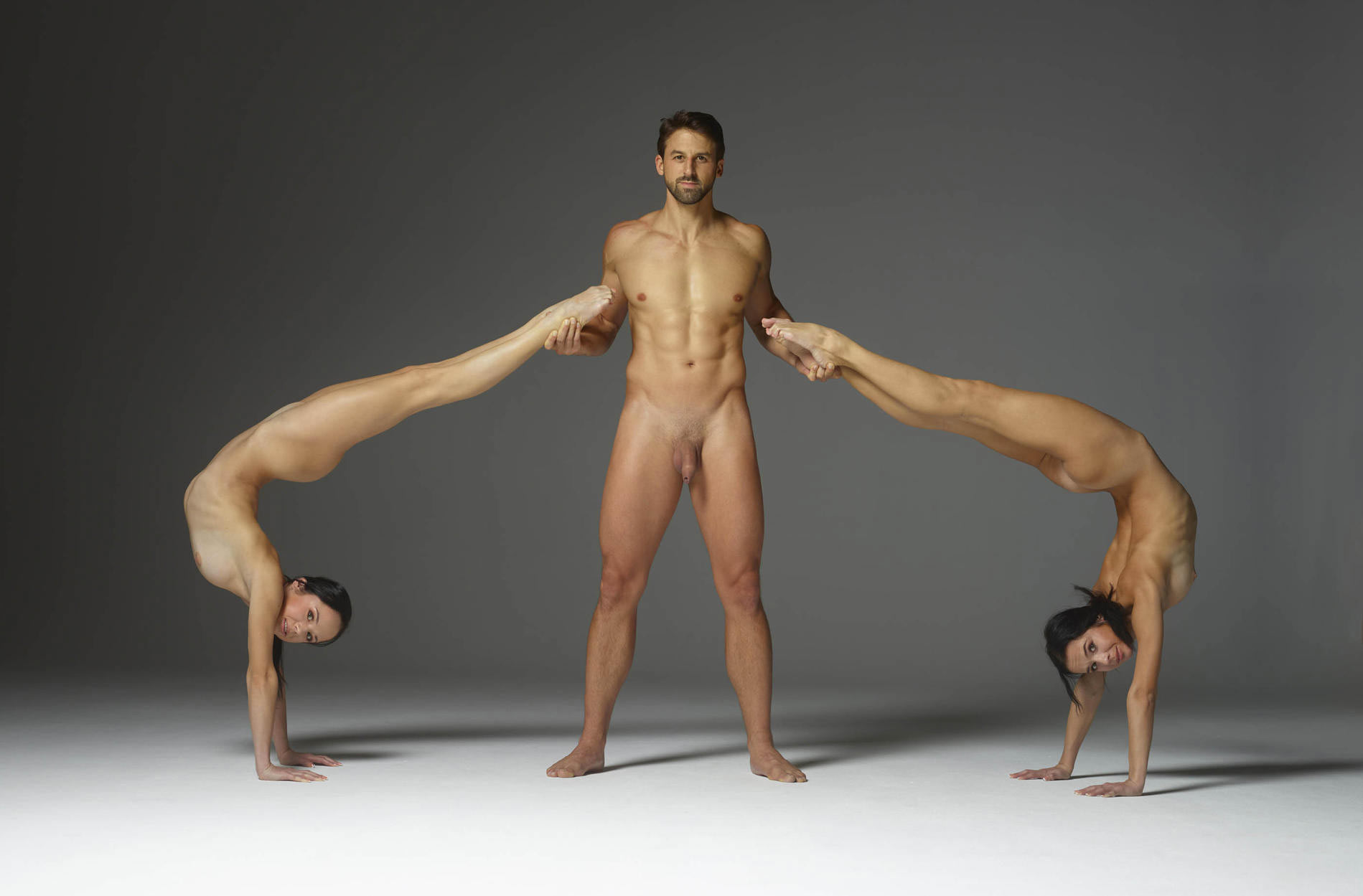 Naked Yoga And Sex photo 9