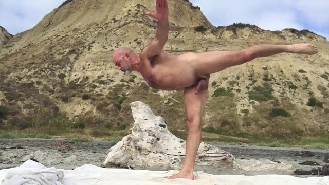 Naked Yoga And Sex photo 2