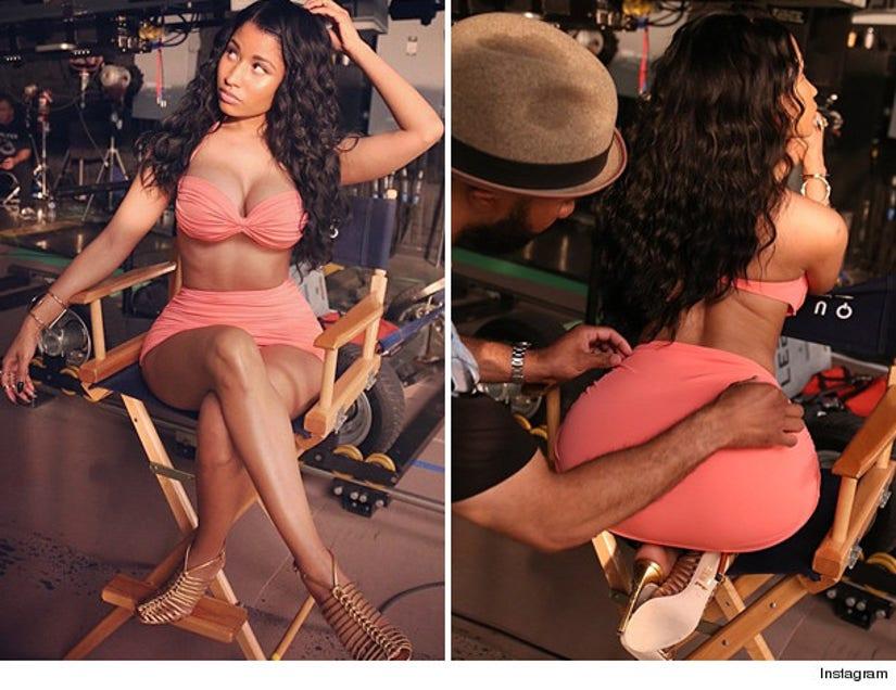 Nicki Minaj Sexy Butt photo 23