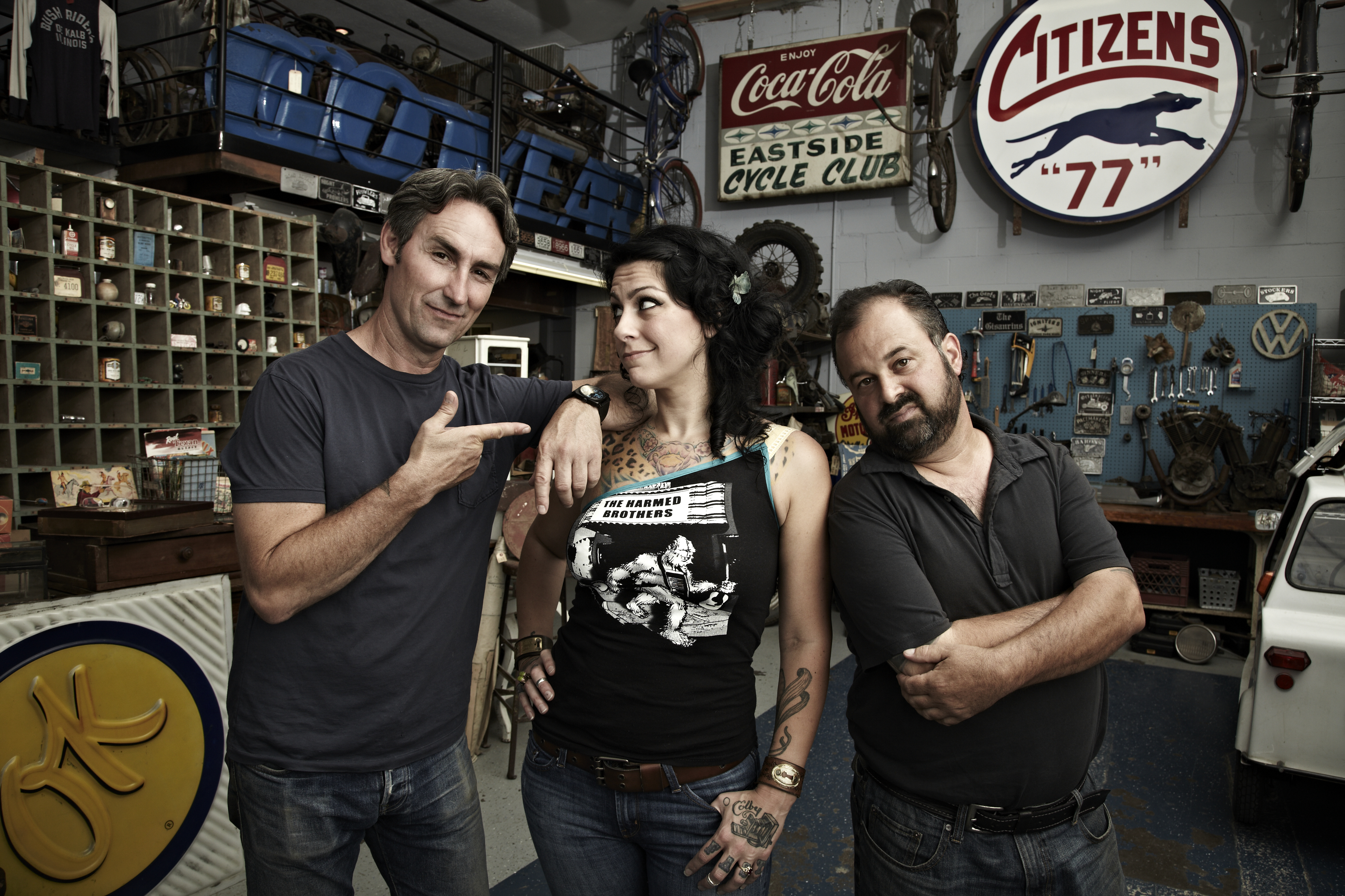 Pictures Of Danny From American Pickers photo 27