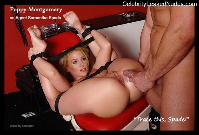 Poppy Montgomery Porn photo 8