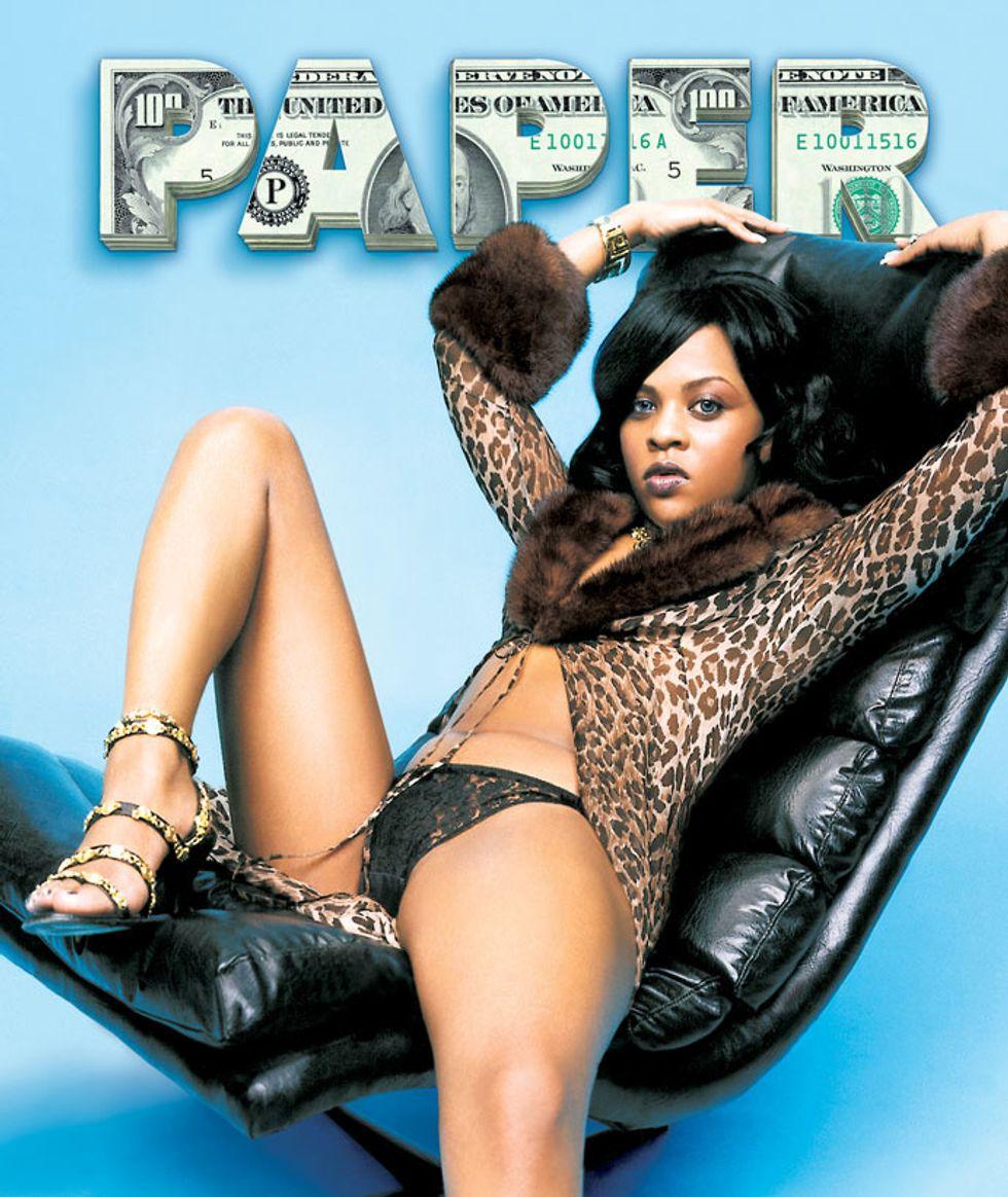Rapper Lil Kim Sex Tape photo 11