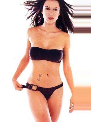 Rhona Mitra Model photo 26