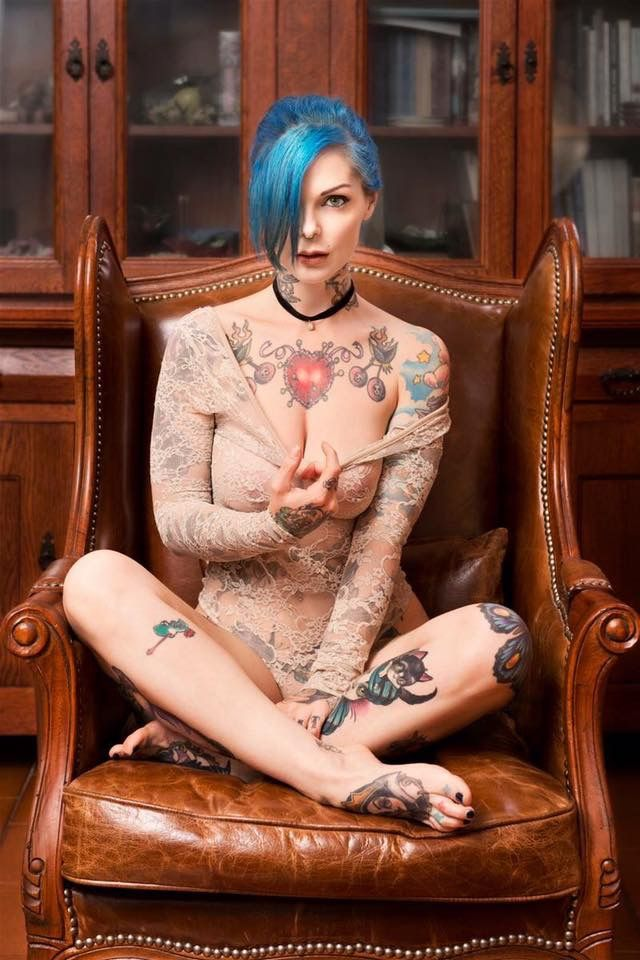 Riae Suicide Naked photo 19