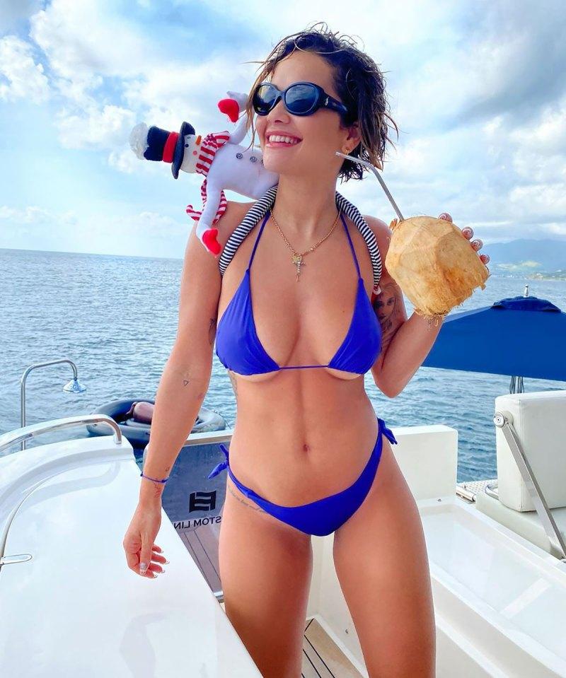 Rita Ora In Bikini photo 1