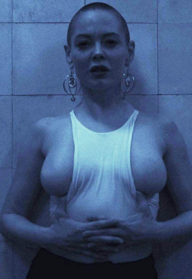 Rose Mcgowan Nipples photo 1