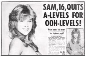 Samantha Fox Page 3 Photos photo 7