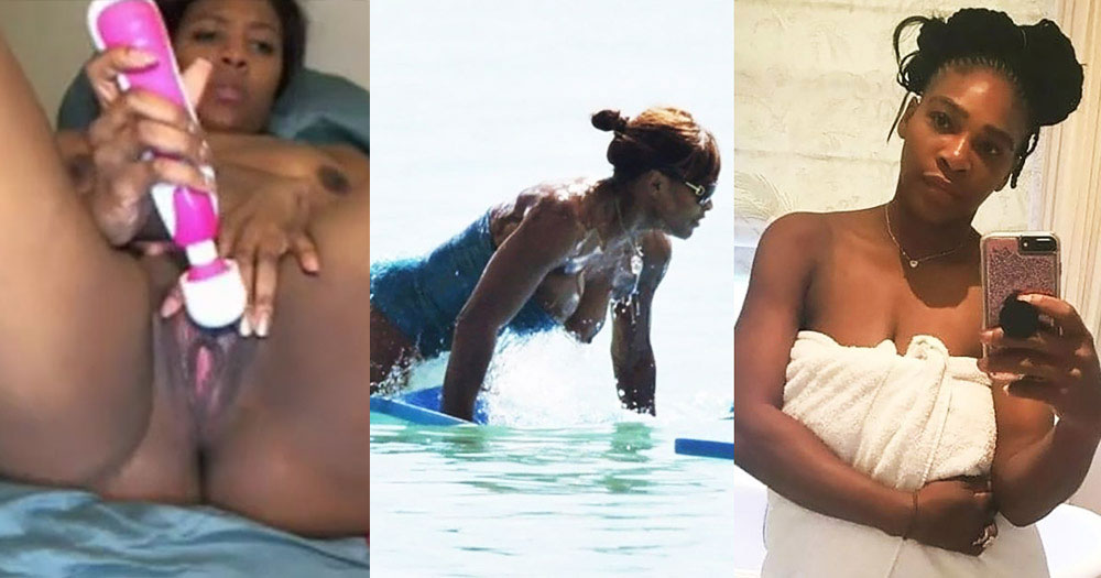 Sarena Williams Naked photo 6