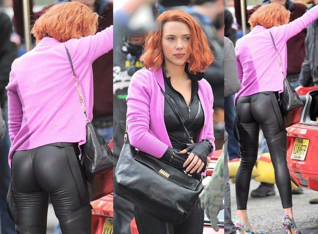 Scarlett Johansson Ass Shot photo 15