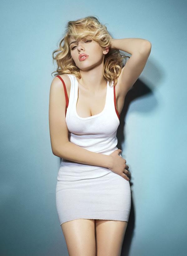 Scarlett Johansson Ass Shot photo 28