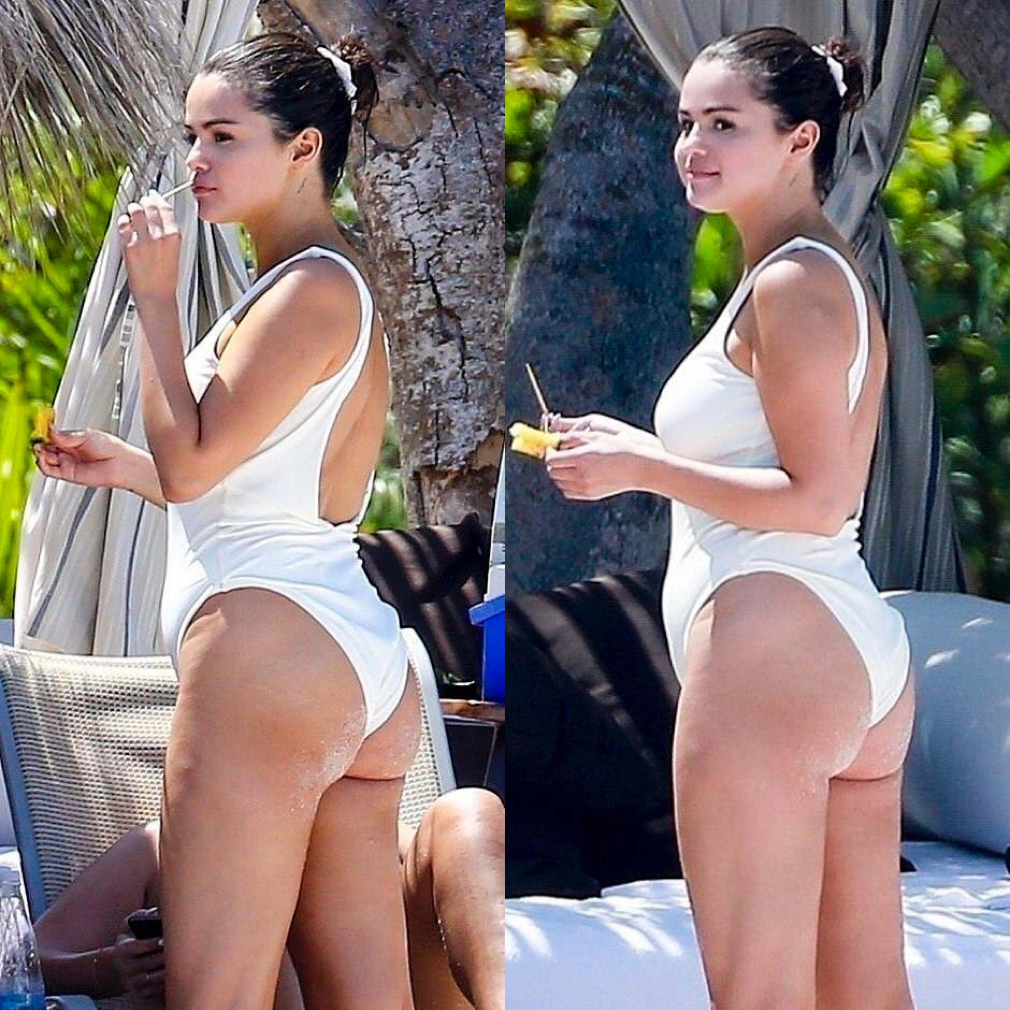 Selina Gomez Ass photo 2